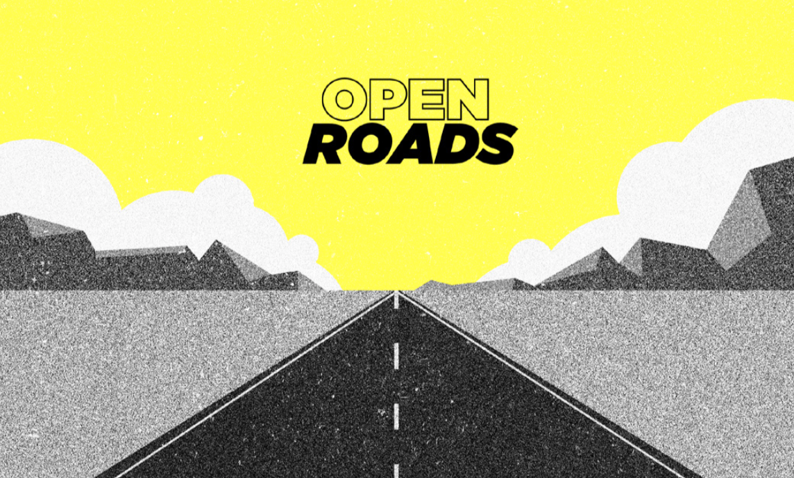 Openroads - Cover Blues Rock at its best!